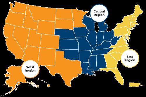 Sales-Regions