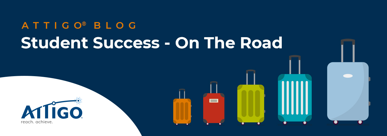 Attigo Blog: Student Success - On the Road