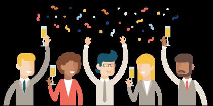 networking_celebration