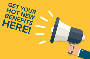 Hot new benefits
