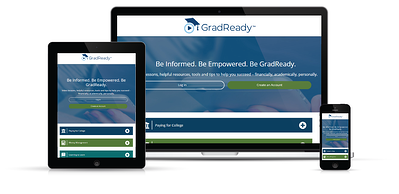 GradReady responsive to electronic devices