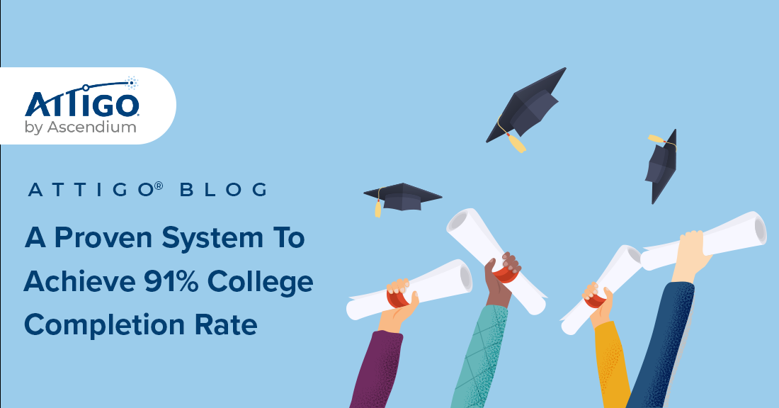 Improve college completion rate