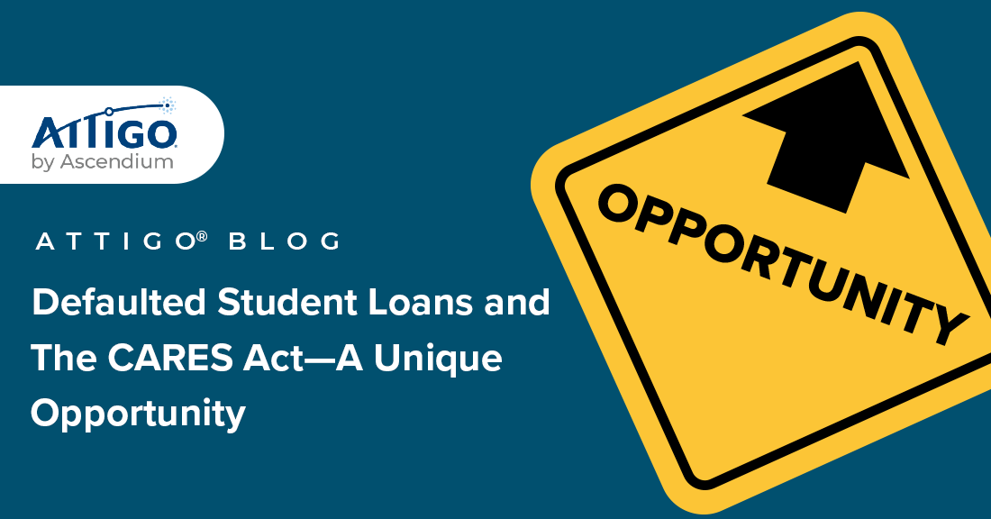 Defaulted student loans and the CARES Act
